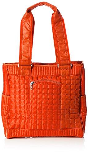 lug-cabby-social-cabas-femme-orange-sunset-orange-taille-unique
