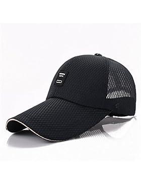 Gorra de béisbol Gorra Sombrero de sol al aire libre para hombre y para mujer Protector solar, 2, Gorra de sol...