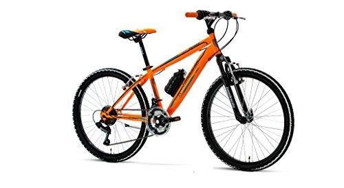 Lombardo Mountain Bike 24' Tropea 24 OrangeFluo/BlueMat