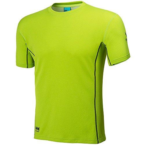 Maglietta Magni Helly Hansen, verde, 75161_430-2XL