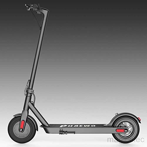 """Monopattino Pieghevole Scooter Elettrico per Adulti, Batteria a Lunga autonomia da 25.7 km, velocità Massima 22.6km/h, Pneumatici Pneumatici 8,5\"""" Semplice e trasportare Portatile pendolarismo Scooter"""