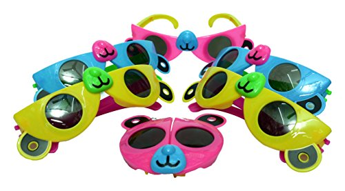 Buy LAXMI COLLECTION PACK OF 12 FOLDABLE SUNGLASSES FOR KIDS RETURN GIFTS BIRTHDAY PARTY On Amazon