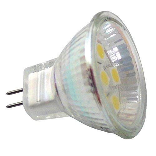 Preisvergleich Produktbild Diodor LED6SU4L / 2 6-er SMD-Spot MR11 GU4 dimmbar warmweiá
