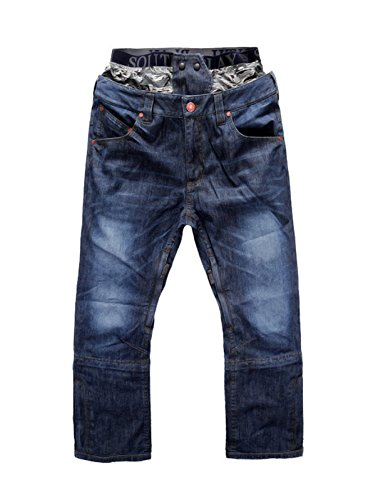 South play Uomo Premium impermeabili Pantaloni Sci Snowboard Boardwear pantaloni