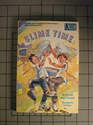 SLIME TIME (A Stepping Stone Book(TM))