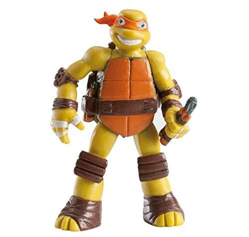 igur zur Tortendekoration TMNT Ninja Turtles (Michelangelo) ()