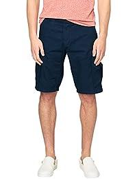 s.Oliver mit aufgesetzten Taschen - Short - Homme