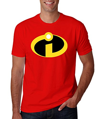 the-incredibles-basic-icon-logo-red-t-shirt