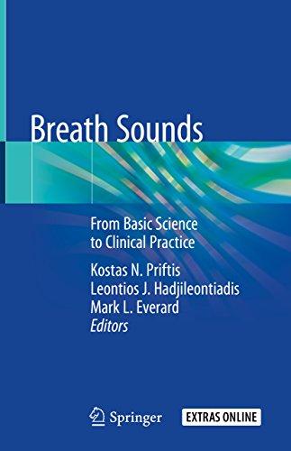 Breath Sounds: From Basic Science To Clinical Practice por Kostas N. Priftis epub