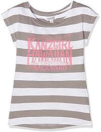 Kanz Mädchen Top T-Shirt O. Arm