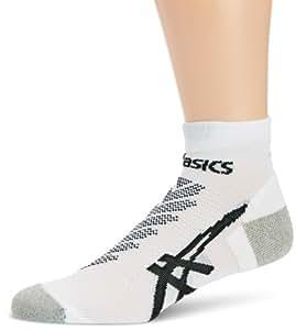 Asics Socken DS Trainer, real white/black, I, 321708