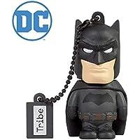Tribe Warner Bros DC Comics Batman  16 GB Pen Drive USB Memory  Flash Drive with Keyholder Key Ring - Black