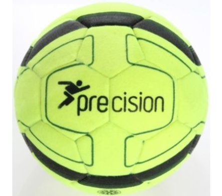 Precision Rio Indoor Football (Yellow/Black) Size 5