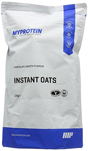 MyProtein Inc Instant Oats – 1 kg (Chocolate)