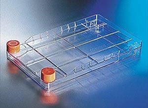 Corning 3268Polystyrol cellstack–1Kammer mit Vent Kappen (8Stück)