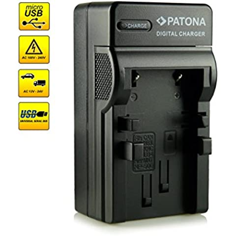 4in1 Caricabatteria Koncia DR-LB4 / Minolta NP500, NP600 per Konica DR-LB4 | KD-310Z | KD-400Z | KD-410Z | KD-420Z | KD-500Z | KD-510Z | KD-520 | Minolta Dimage G400 | G500 | G530 | G600 | Praktica EXAKTA DC 4200 | Concord Eye-Q 4342z | Fujitsu-Siemens CX 431 | Rollei dt4000 | Prego DP4000 e più…