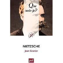 Nietzsche: « Que sais-je ? » n° 2042