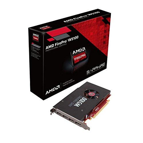 Sapphire AMD FirePro W5100 4GB GDDR5