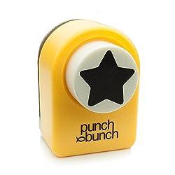 Punch Bunch Medium Punch, Star