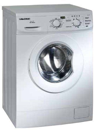 SanGiorgio SES510D freestanding Front-load 5kg 1000RPM A+ White washing machine - washing machines (Freestanding, Front-load, White, Left, 5 kg, 1000 RPM)