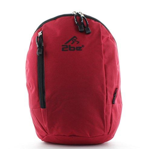 2be Rucksack En Route Backpack 61101 Rot