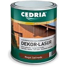 Cedria Dekor Lasur Lasure De Protection Pour Bois Extérieur Dispersion  Aqueuse ...