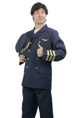 party-fancy-dress-halloween-men-costume-airline-airplane-pilot-captain-uniform-size-xl-56eu-46-uk-46