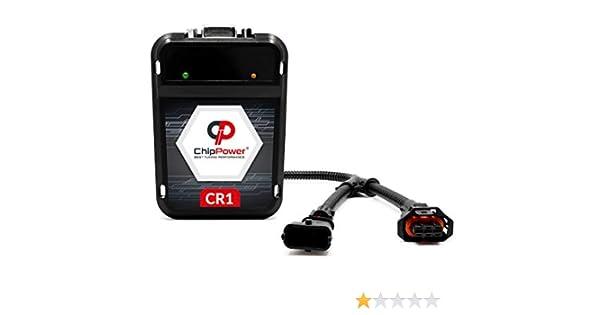 Chiptuning ChipPower CR1 f/ür 3er E90//E91//E92//E93 330d xd 231 PS Chip Box Diesel