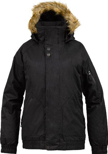Burton Damen Snowboardjacke WB Trinity Jacket, true black, XS, 10084100002 -
