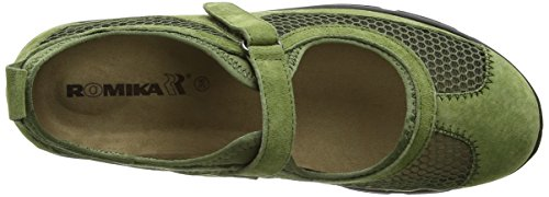 Romika Chaussures De Voyageur 02 Olive Olive