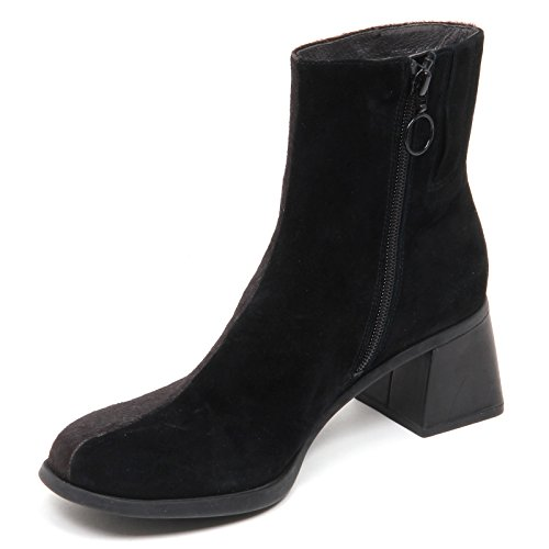 Camper D9272 (Without Box) Stivaletto Donna Brown/Black Twins Boot Shoe Woman Marrone/Nero
