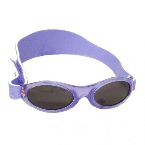 BabyBanz Lunettes de Soleil bébé garçon (0–24 Mois) - Violet - Taille 6e79b549a381