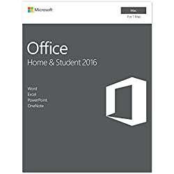 Microsoft Office Home and Student 2016   Mac   Download