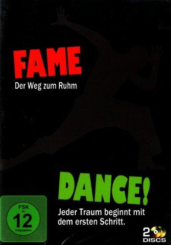 Bild von Fame - Der Weg zum Ruhm / Dance! Jeder Traum beginnt mit dem ersten Schritt [2 DVDs]