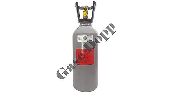 6 Kg Co2 Steigrohr Flasche Gefüllt Mit Lebensmittel Kohlendioxid Kohlensäure Fabrikneue Eigentumsflasche Von Gase Dopp Baumarkt