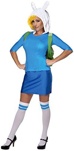 Kostüm Abenteuer Zeit Fionna (Adventure Kostüme Adult Time)