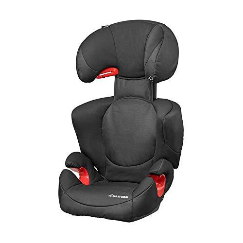 Maxi-Cosi Rodi XP Kindersitz, mitwachsender Gruppe 2/3 Autositz (15-36 kg), nutzbar ab 3,5 bis 12 Jahre, night black