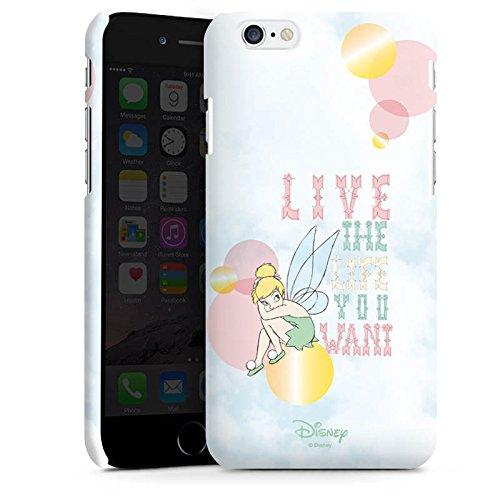 Apple iPhone X Silikon Hülle Case Schutzhülle Disney Tinkerbell Geschenke Merchandise Premium Case matt