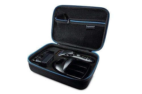 Supremery Tasche für Panasonic ER-1611 Profi-Haarschneidemaschine Case Schutz-Hülle Etui Tragetasche