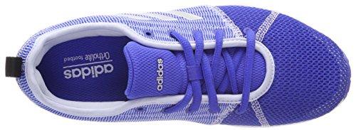 Di Blu Argento Arianna Metallizzato hi Blu Cloudfoam Sport Da Donna Scarpe Adidas Blu Aero res wpYxR6aqx