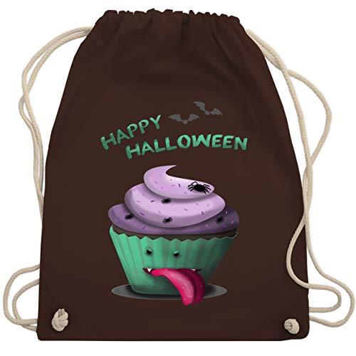 Halloween - Halloween treats - Unisize - Braun - WM110 - Turnbeutel & Gym Bag