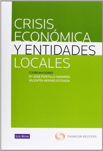 Crisis económica y entidades locales (Monografía)