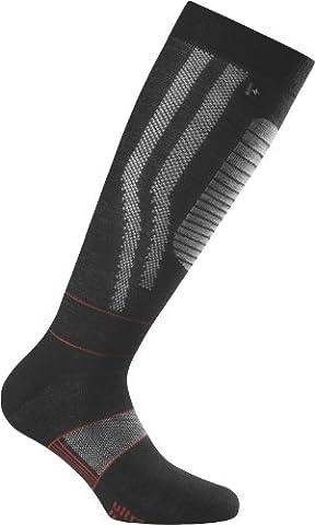 Rohner Socken Snow Sport Ultra Light, schwarz, 44-46, 70_0823_schwarz (009)