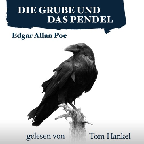 Buchseite und Rezensionen zu 'Die Grube und das Pendel' von Edgar Allan Poe
