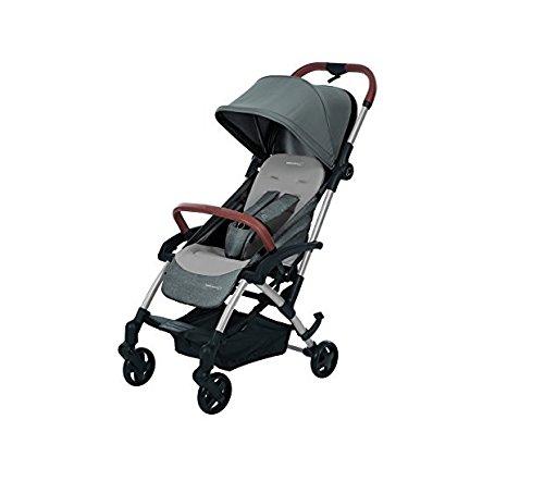 Bébé Confort Laika - Cochecito ultracompacto y superurbano para bebé, color Nomad Grey