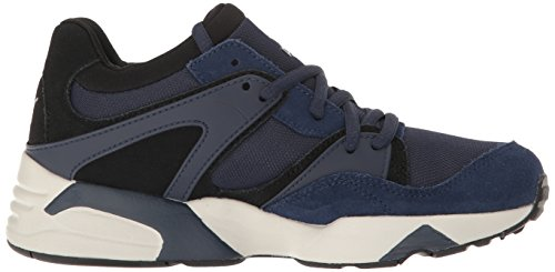 Puma Blaze Cuir Baskets Peacoat-Puma Black