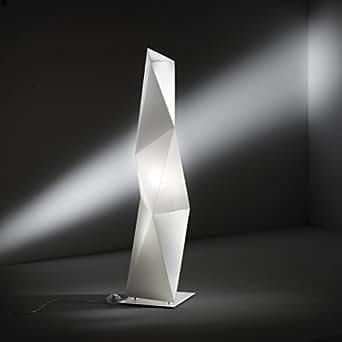SLAMP Diamond Lampadaire Blanc