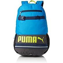 Puma Puma Deck Backpack–Electric Blue Lemonade