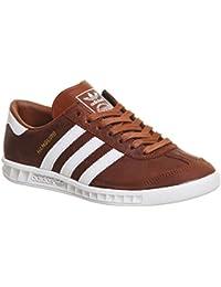 Adidas Schuhe Braun Wildleder