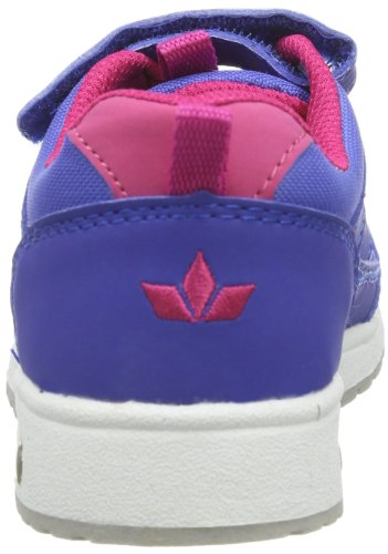 Lico Cool VS 530316 Mädchen Sneaker Blau (blau/pink)
